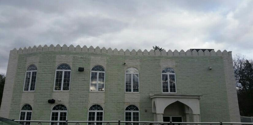 Masjid Noor, Huntington, United States