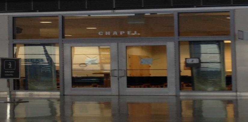 IAD Airport Chapel, Chantilly, United States