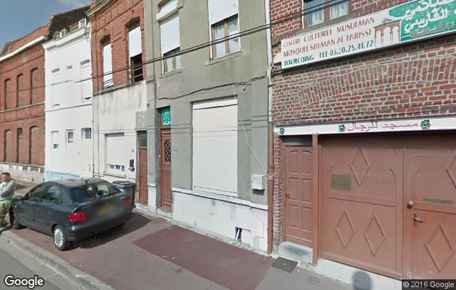 Centre Culturel et Mosquée des Musulmans de Tourcoing, Tourcoing, France
