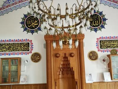 Sultan Ahmet Moschee , Viernheim