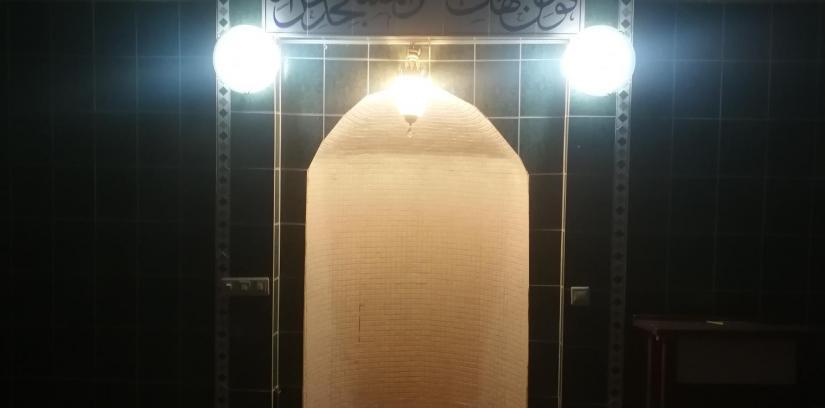 Süleymaniye Moschee, Schwetzingen, Germany