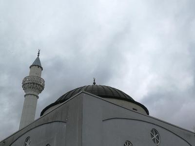 Hacı Bayram Moschee , Hockenheim