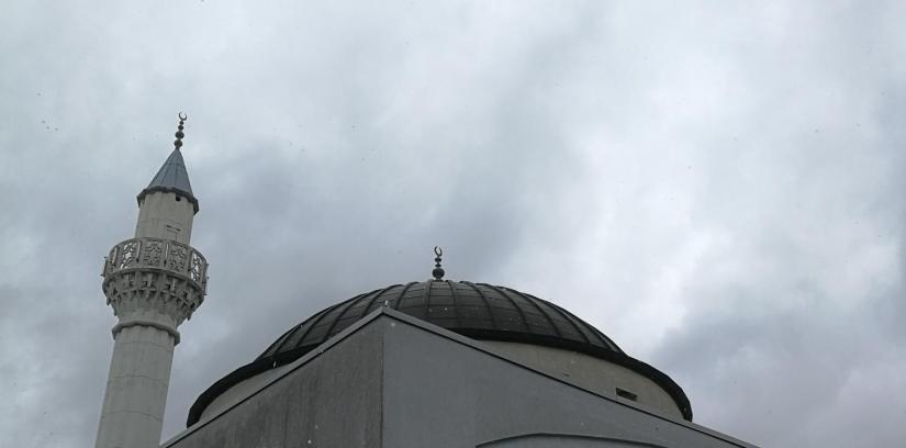 Hacı Bayram Moschee , Hockenheim, Germany