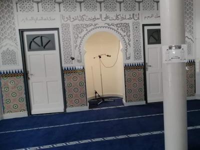 Mosquée Al Houda, Saint-etienne