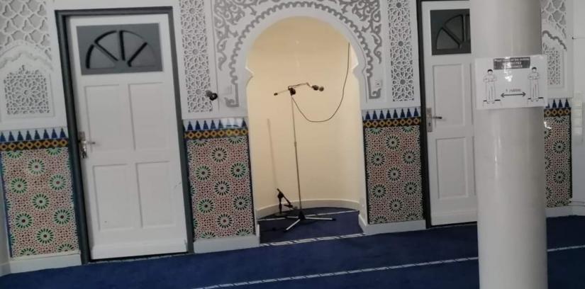 Mosquée Al Houda, Saint-etienne, France