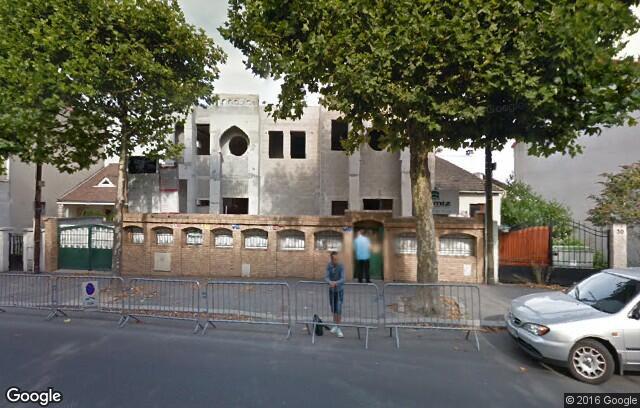 Mosquée Es-Salam, Fontenay-sous-bois, France