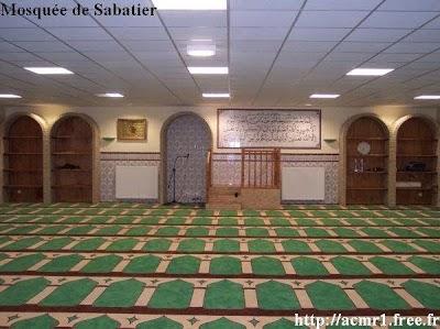 ACMR Mosquée de Raismes, Raismes