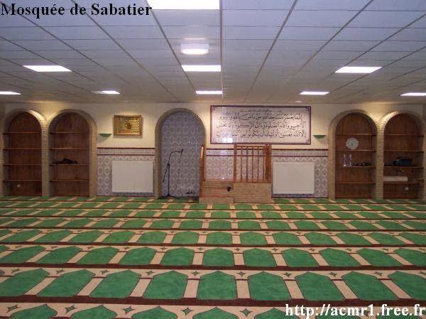 ACMR Mosquée de Raismes, Raismes, France