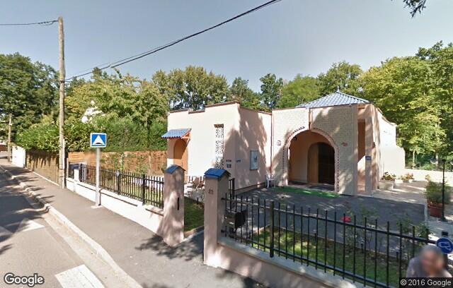 Mosquée Essalam, Eragny, France