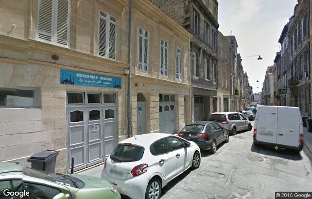 Mosquée Nour El Mohamadi, Bordeaux, France