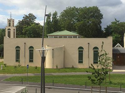Mosquee Khadija, Auxerre