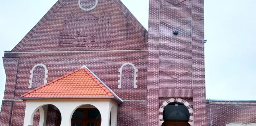 Mosquée Abou Bakr Sidik, Valenciennes, France