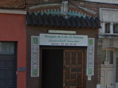 Mosquée El Forquane , Lille