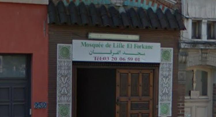 Mosquée El Forquane , Lille, France