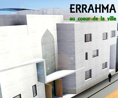 Mosquee Errahma Centre Islamique, Villeurbanne