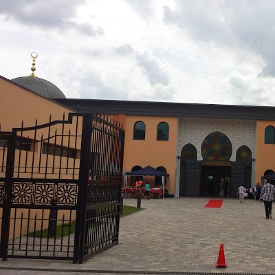 Grande Mosquée de Reims, Reims