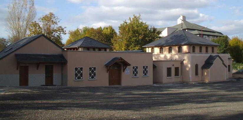 Mosquée Rodez, Rodez, France