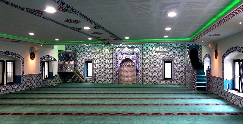 Mosquée de Metz CIMG Milli Görüs, Metz, France