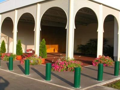 Mosquée Clémence de Woippy, Woippy