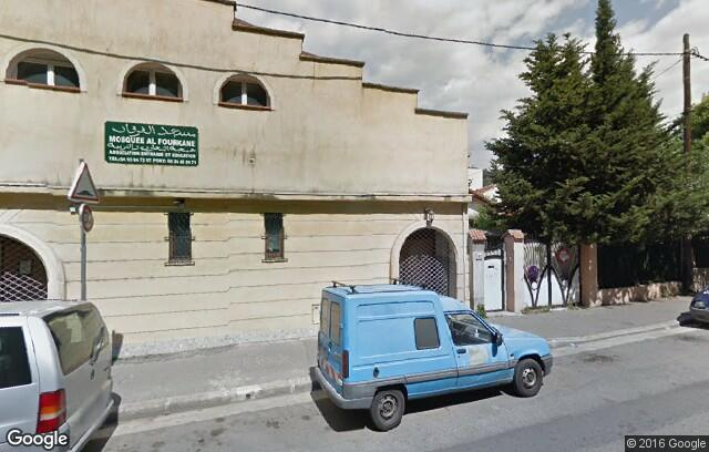 Mosquée al-Fourkane, Nice, France
