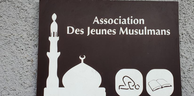 Association des jeunes musulman, Evry, France