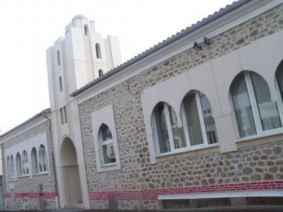 La Grande Mosquée de Limoges, Limoges