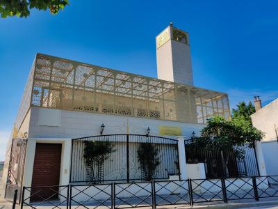 La grande Mosquée de Montreuil - Masjid Al Oumma, Montreuil