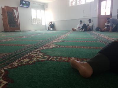 Salle de prière, Briare