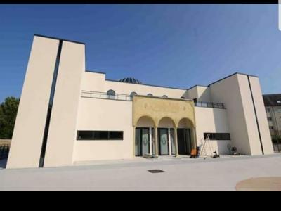 Grande Mosquée des Trois Frontières, Saint-louis