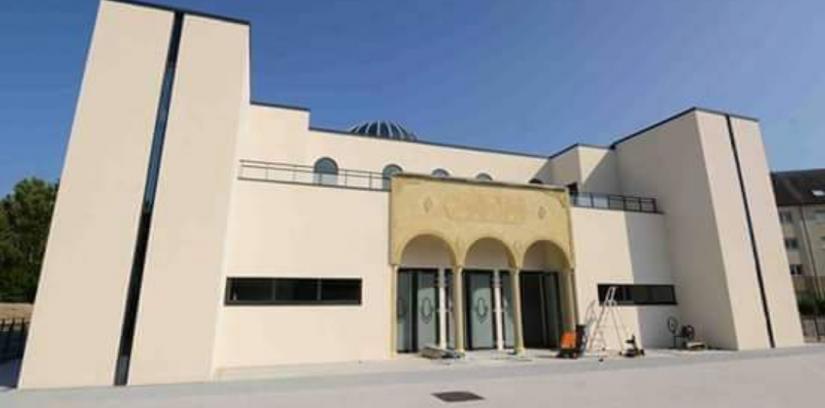 Grande Mosquée des Trois Frontières, Saint-louis, France