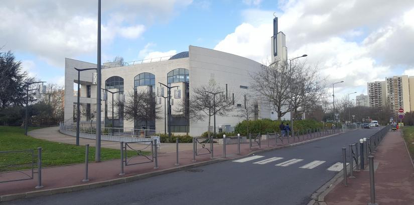 Mosquée Sahaba, Creteil, France