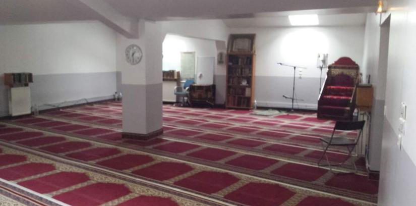 Hidaya mosquée , Villeneuve-saint-georges, France