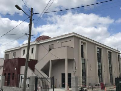 Mosquee turque, Garges-les-gonesse
