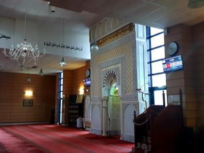 Mosquée de Drancy, Drancy