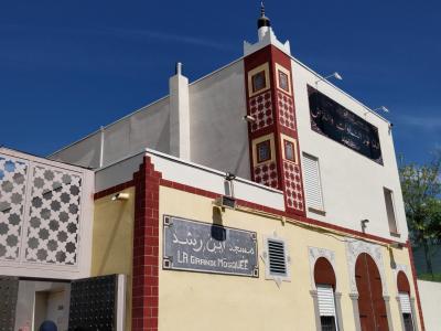 Mosquée Averroès, Montpellier