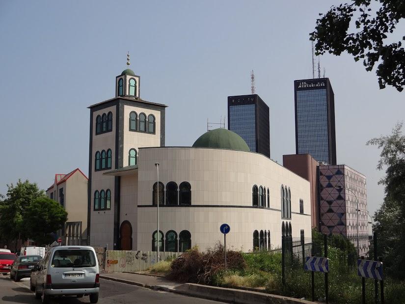 Mosquée de Bagnolet, Bagnolet, France