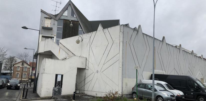 mosquée de Pierrefitte, Pierrefitte-sur-seine, France