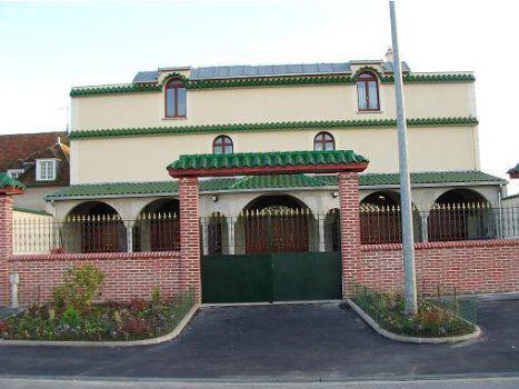 Mosquee de compiègne, Compiegne, France