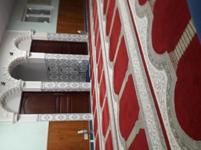 Mosquée de Sarrebourg, Sarrebourg