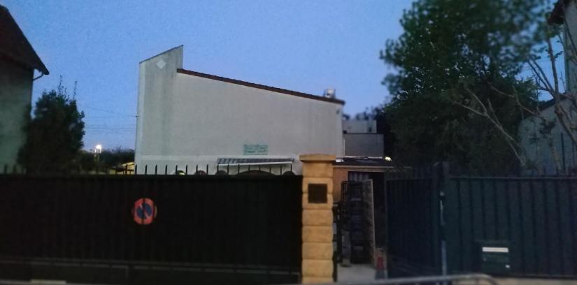 Mosquée AsSalem, Maisons-alfort, France