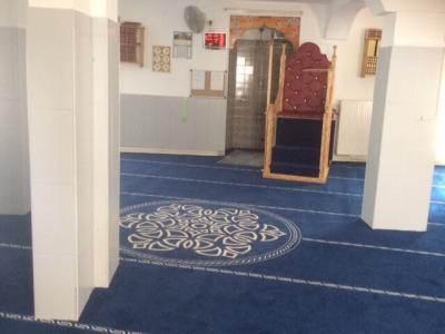 Mosquee essalem , Auxerre