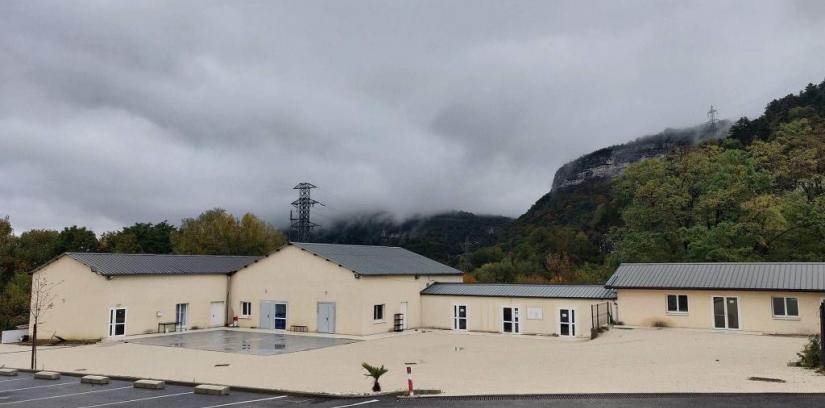Centre Islamique de Chambéry le Haut , Chambery, France