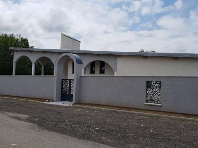 Mosquee Abou bakr, Brignais