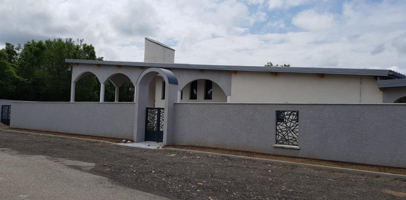 Mosquee Abou bakr, Brignais, France
