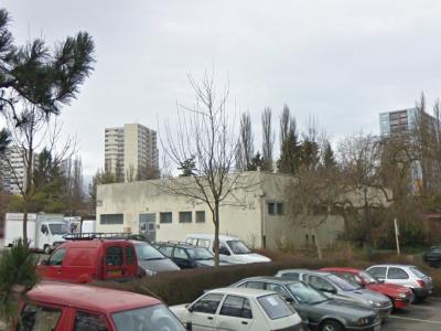 Mosquée des Coteaux, Mulhouse