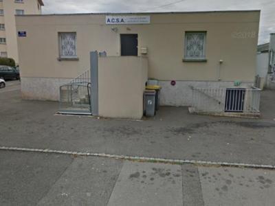La MosquéeSoninké, Mulhouse